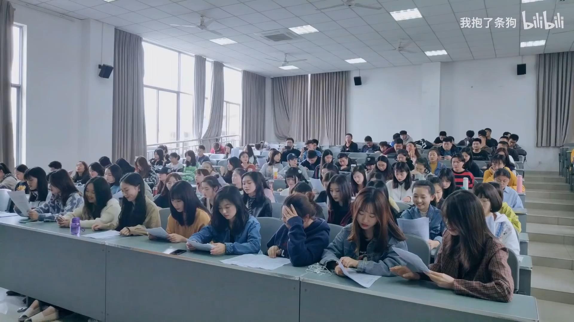四川师范大学音乐学院《说好不哭》 ,这和声我耳朵怀孕了。